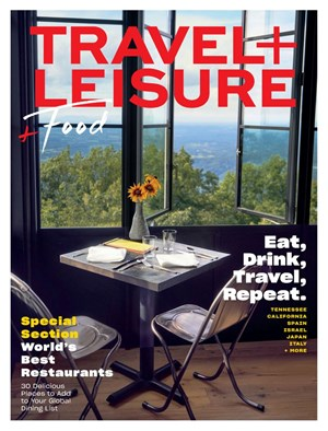 Travel and Leisure Magazine | 9/1/2019 Cover