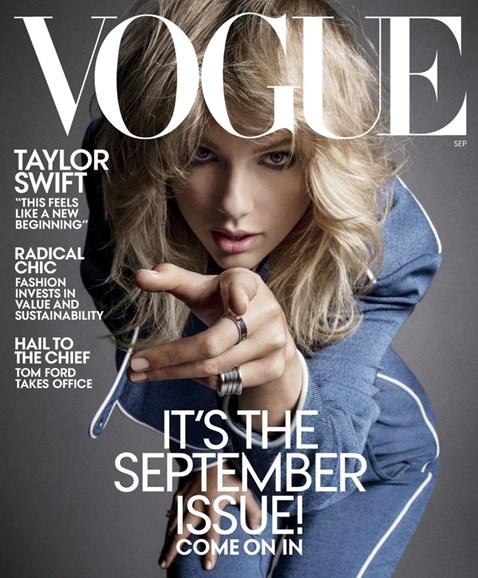 Vogue Cover - 9/1/2019
