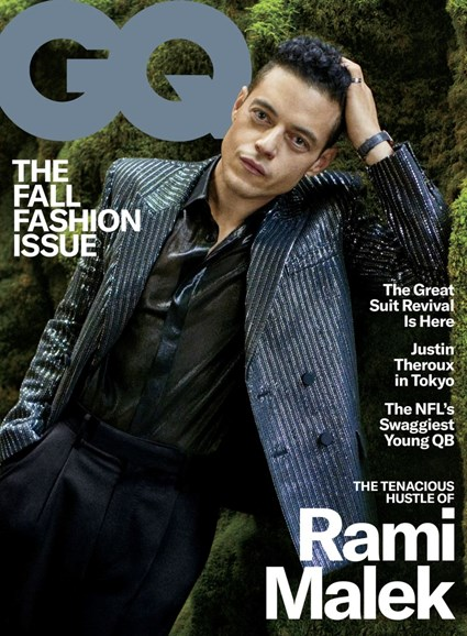 Gentlemen's Quarterly - GQ Cover - 9/1/2019
