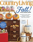 Country Living Magazine 10/1/2019