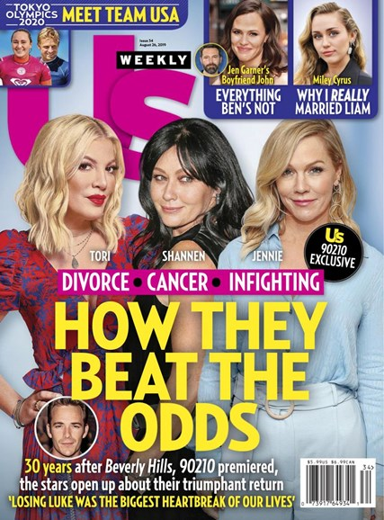Us Weekly Cover - 8/26/2019
