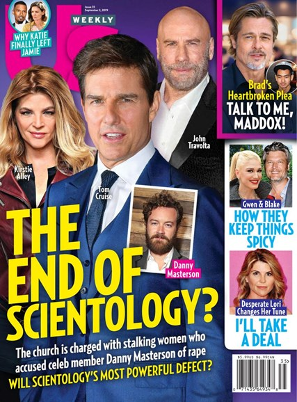 Us Weekly Cover - 9/2/2019