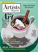 Artists Magazine   11/2019 Cover