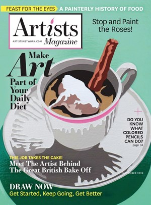 Artists Magazine | 11/2019 Cover