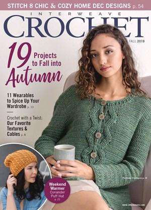Interweave Crochet Magazine   9/2019 Cover