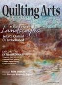 Quilting Arts Magazine | 10/2019 Cover