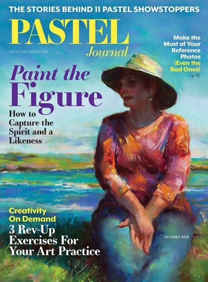 Pastel Journal Magazine | 9/2019 Cover