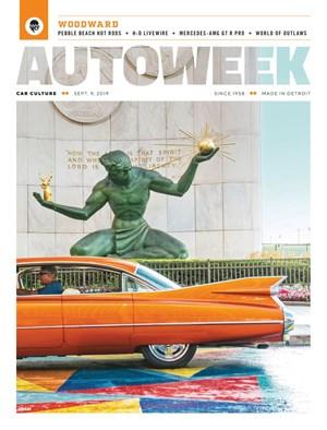Autoweek Magazine | 9/9/2019 Cover