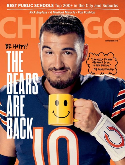 Chicago Magazine Cover - 9/1/2019