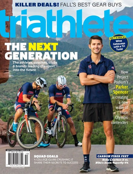 Triathlete Cover - 9/1/2019