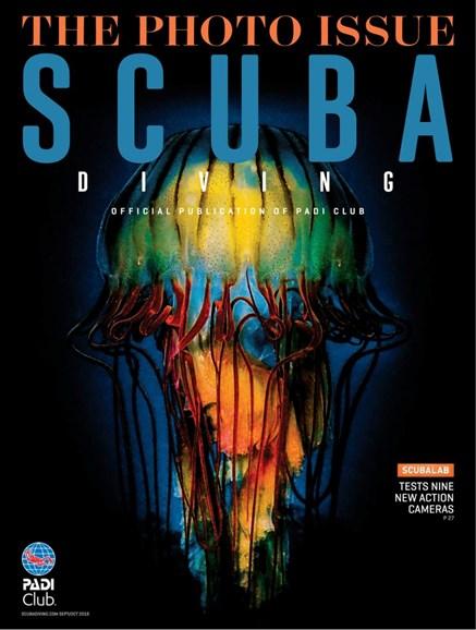Scuba Diving Cover - 9/1/2019