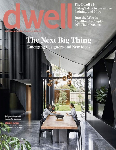 Dwell Cover - 9/1/2019