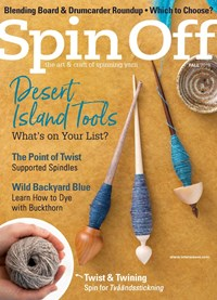 Spin Off Magazine | 9/2019 Cover