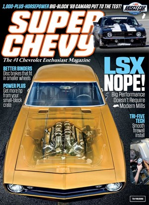 Super Chevy Magazine | 10/2019 Cover