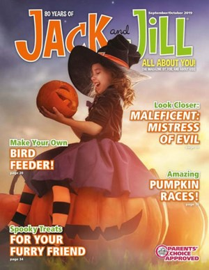 Jack And Jill Magazine   9/2019 Cover