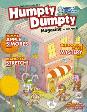 Humpty Dumpty Magazine | 9/2019 Cover