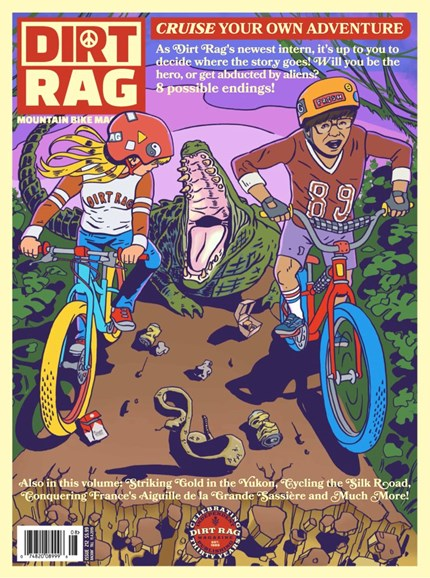 Dirt Rag Cover - 8/1/2019