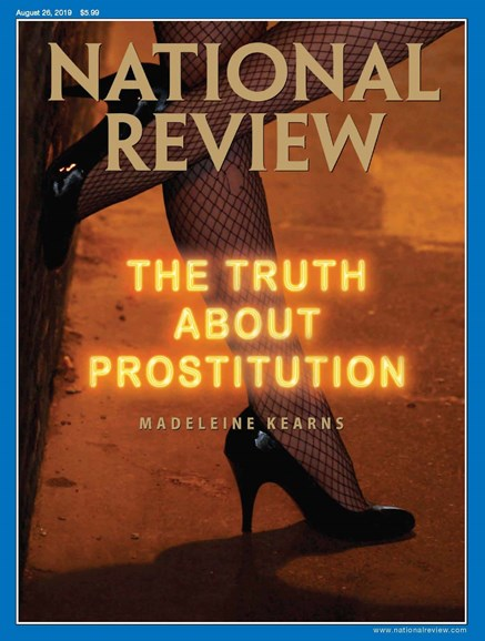 National Review Cover - 8/26/2019