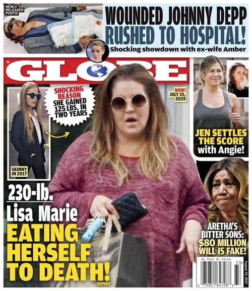 Globe Cover - 8/19/2019