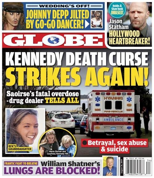 Globe Cover - 8/26/2019
