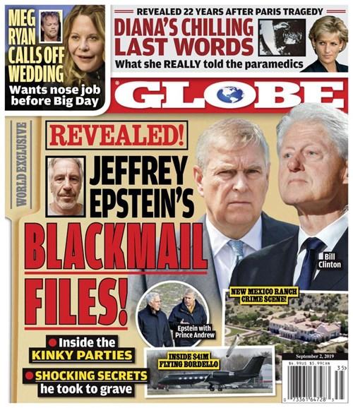Globe Cover - 9/2/2019