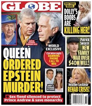 Globe Magazine   9/9/2019 Cover