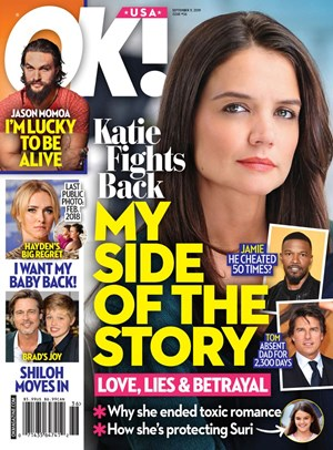 Ok Magazine | 9/9/2019 Cover