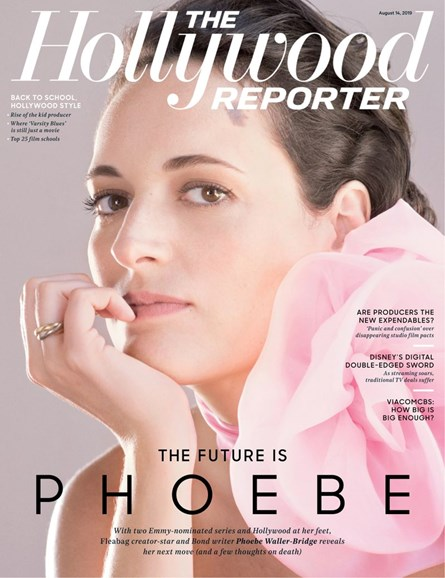 The Hollywood Reporter Cover - 8/14/2019