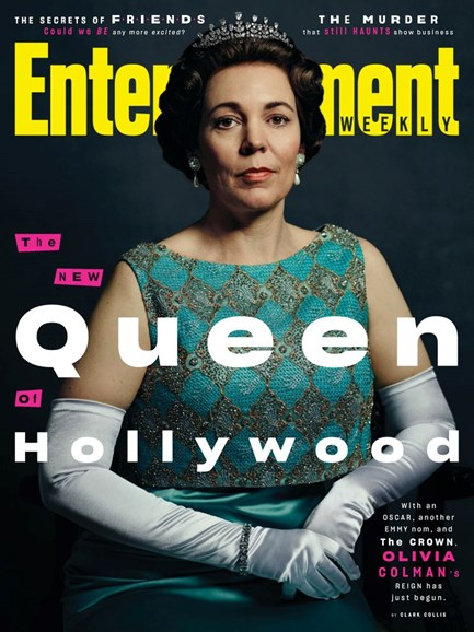 Entertainment Weekly Cover - 9/1/2019