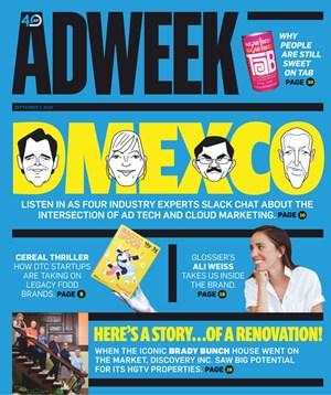Adweek | 9/2/2019 Cover