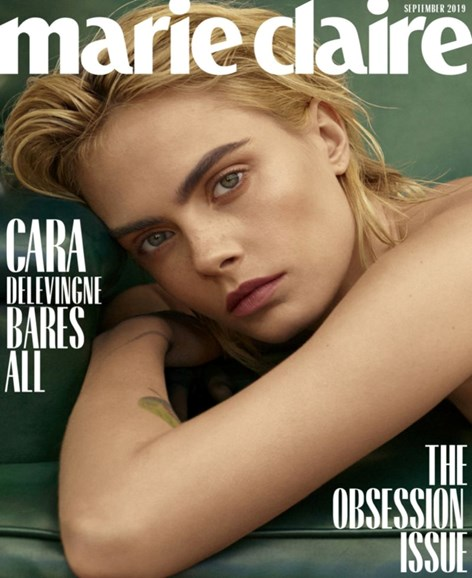Marie Claire Cover - 9/1/2019