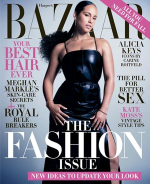 Harper's Bazaar Magazine | 9/2019 Cover