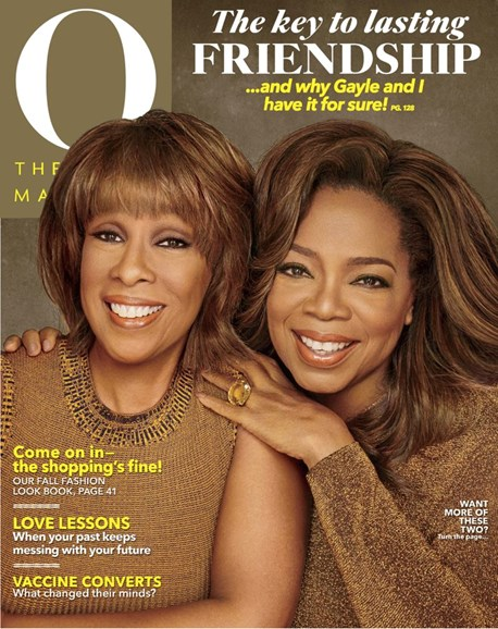 O The Oprah Cover - 9/1/2019