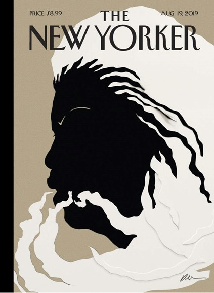 The New Yorker Cover - 8/19/2019