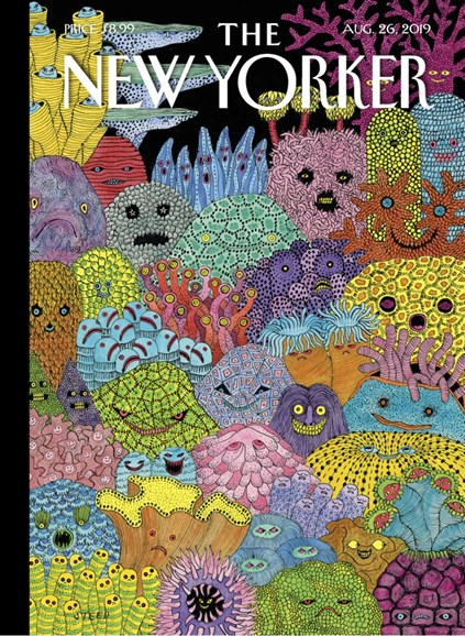 The New Yorker Cover - 8/26/2019