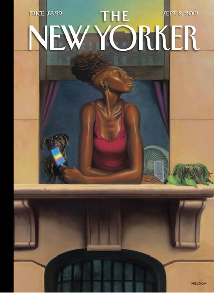 The New Yorker Cover - 9/2/2019