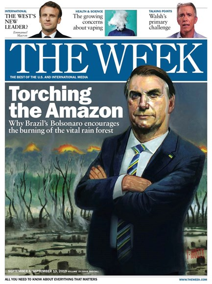 The Week Cover - 9/6/2019