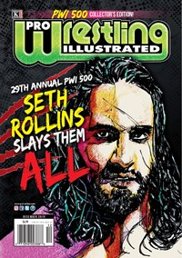 Pro Wrestling Illustrated | 12/2019 Cover