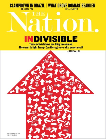 The Nation Cover - 9/9/2019