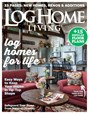 Log Home Living Magazine | 9/2019 Cover