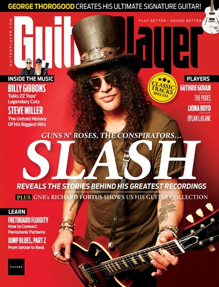 Guitar Player Cover - 10/1/2019