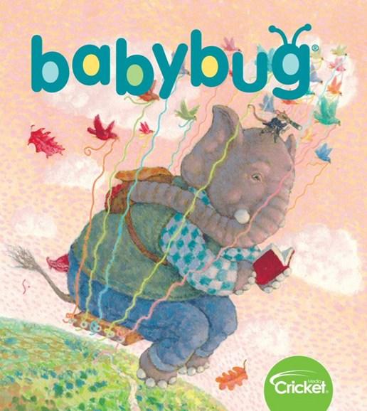 Babybug Cover - 9/1/2019