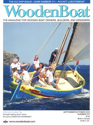 Wooden Boat | 9/2019 Cover
