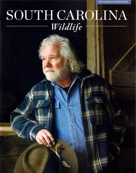 South Carolina Wildlife Cover - 9/1/2019
