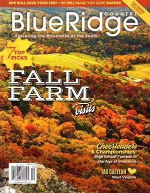 Blue Ridge Country Magazine | 10/2019 Cover