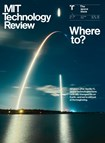 MIT Technology Review Magazine | 7/1/2019 Cover