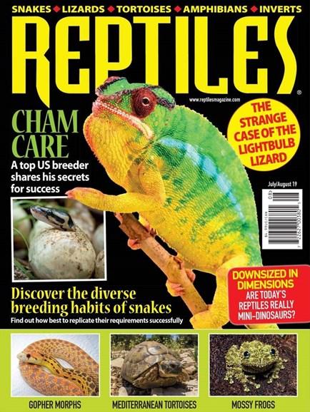 Reptiles Cover - 7/1/2019