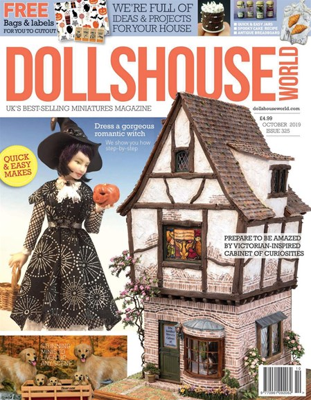Dolls House World Cover - 10/1/2019