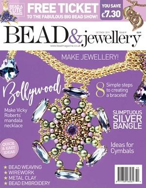 Bead & Jewellery | 10/2019 Cover