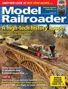 Model Railroader Magazine 10/1/2019